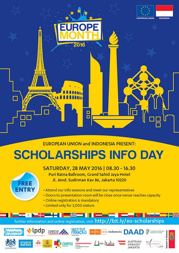 EU - Indonesia Scholarship Info