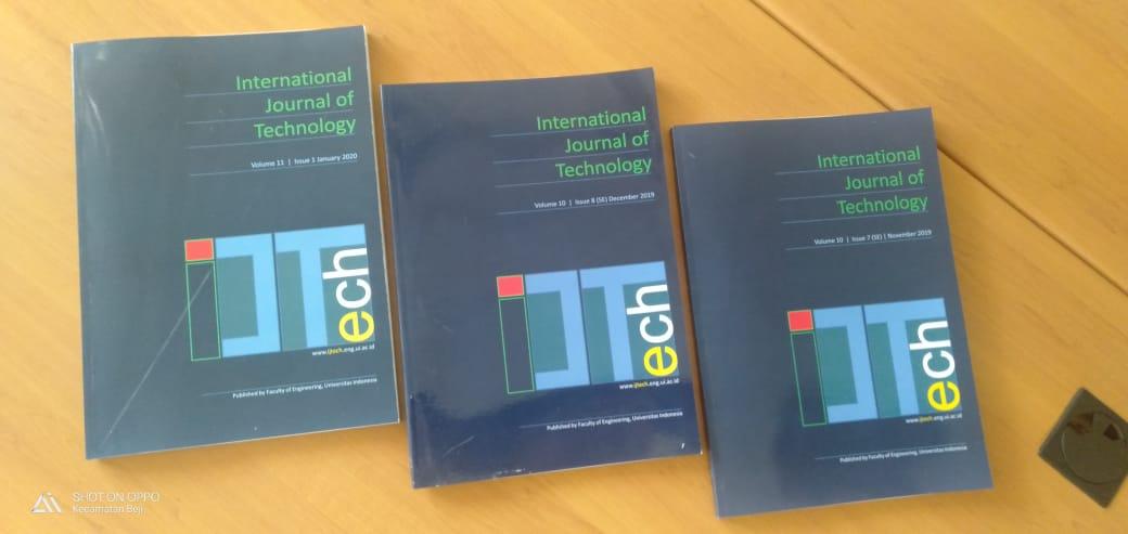 Ijtech Jurnal Internasional Ftui Berhasil Tembus Q1 Fakultas Teknik Universitas Indonesia